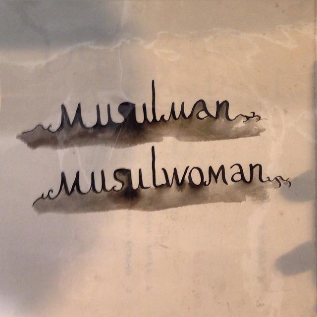 musulman musulwoman