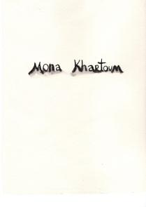 mona khartoum
